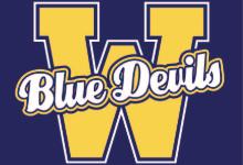 W Blue Devils logo