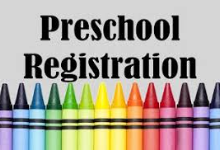 2021-2022 Wickliffe Preschool Information