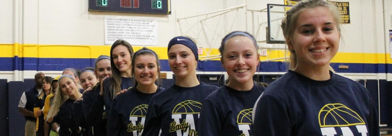WHS Girls Basketball