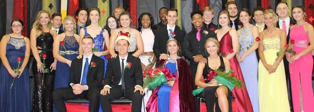 WHS Homecoming Court