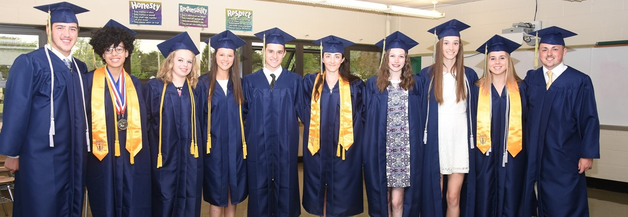 WHS Commencement 1