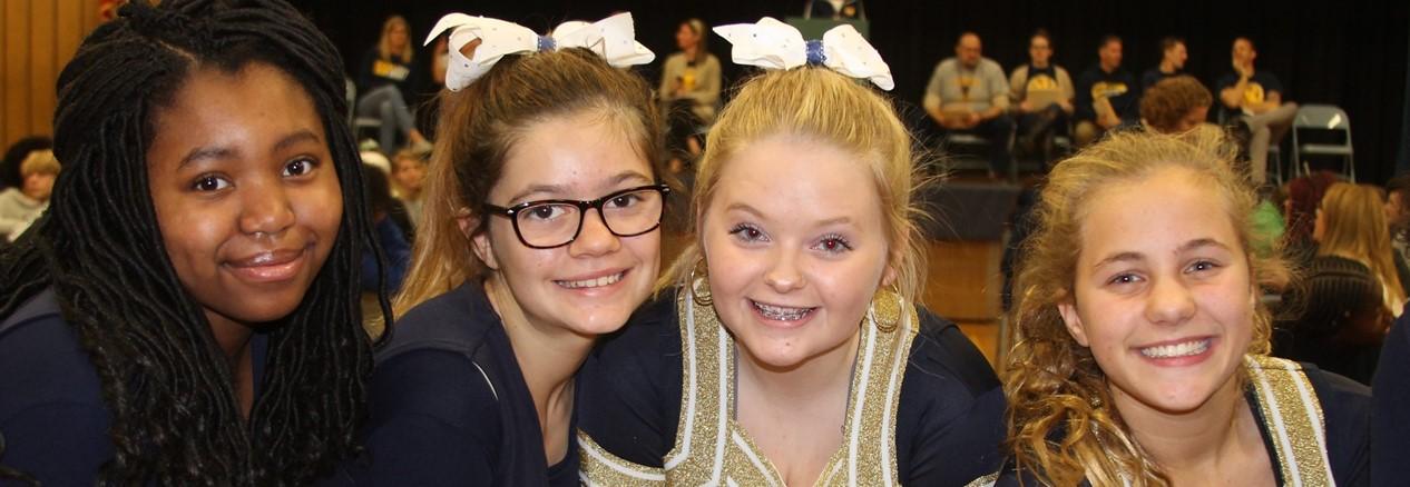 WMS Cheerleaders