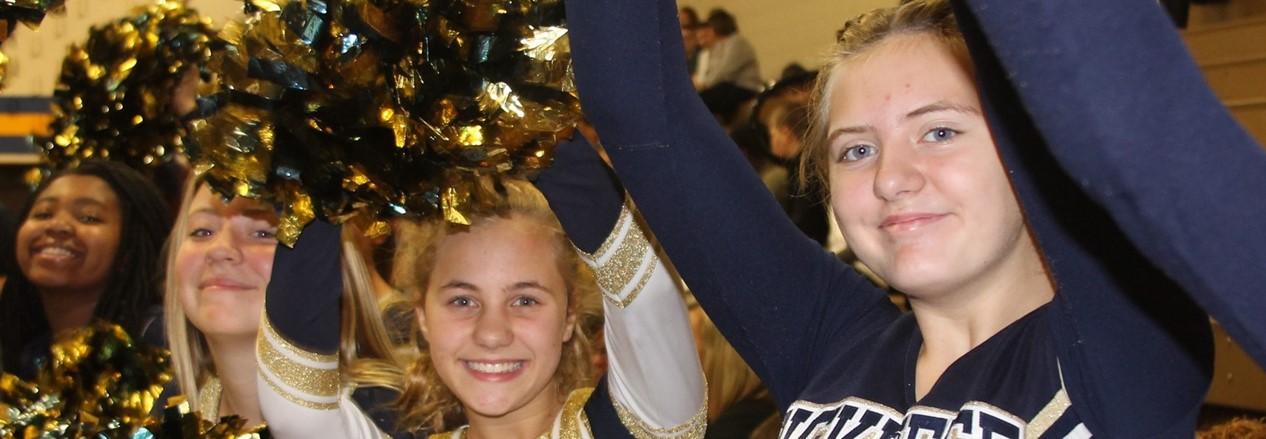 WMS Cheerleaders 2