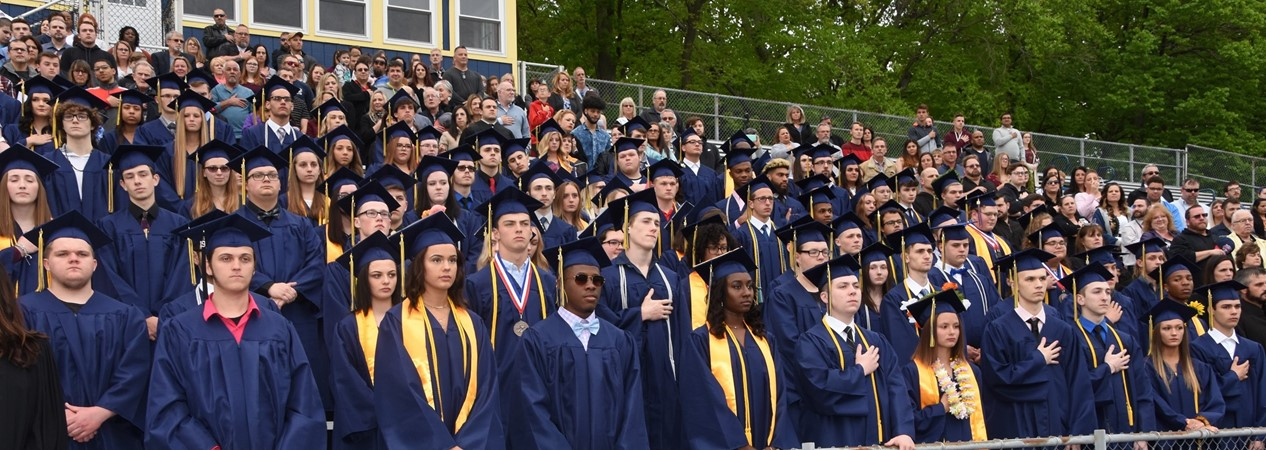 WHS Commencement 2019 2