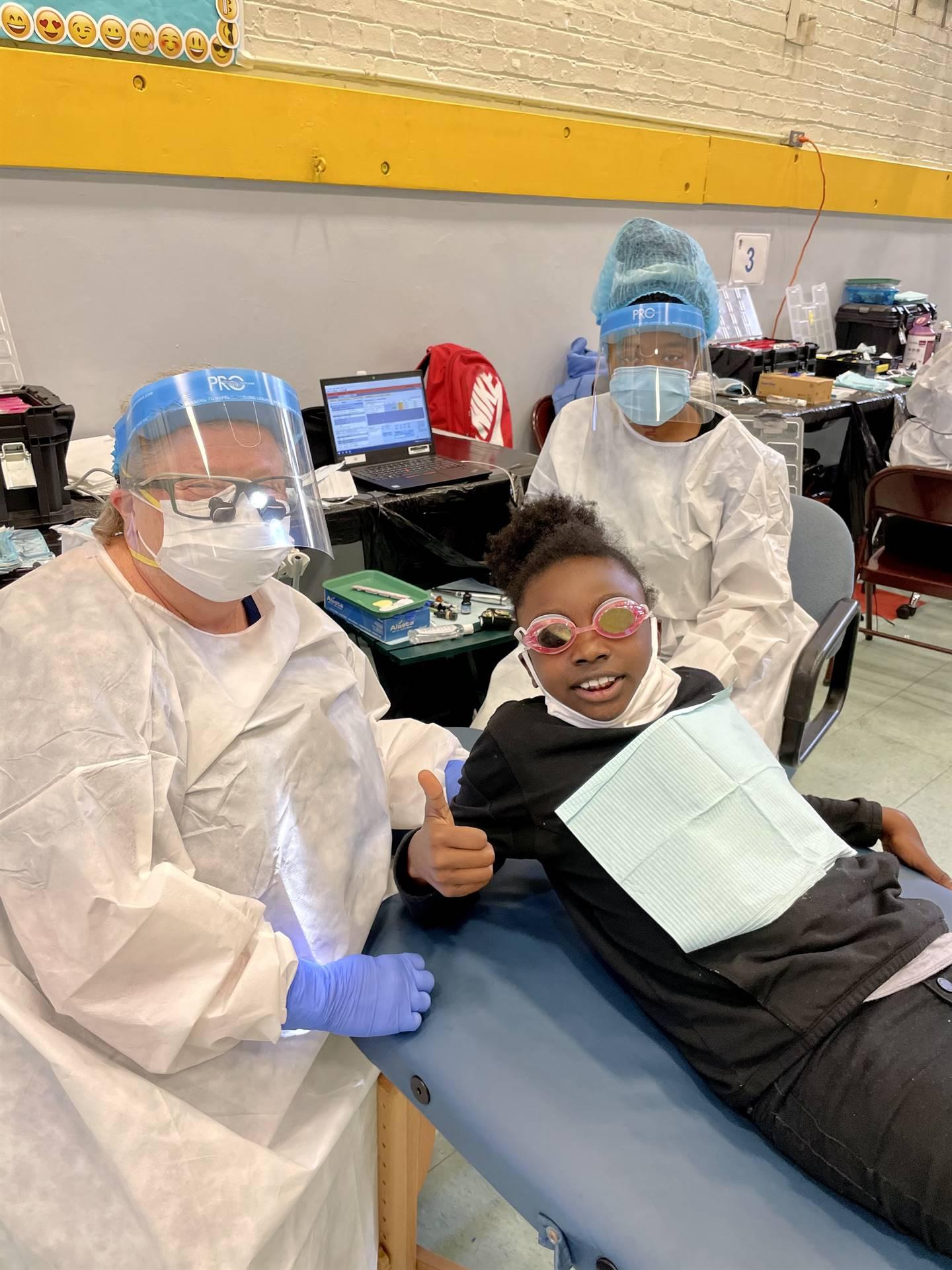 Dental Clinic at WES - 5/7/2021