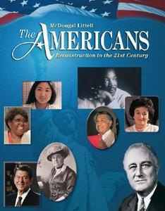 U.S. History - The Americans - Ebook